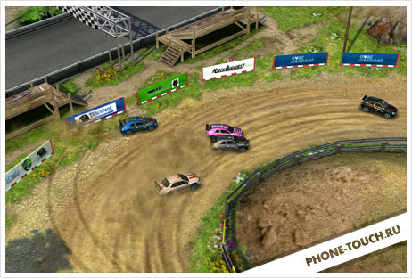 Reckless Racing 2 1.0.9 [iPhone, iPod] + [iPad]