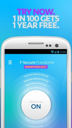 F-Secure Freedome VPN [Android]
