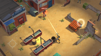 Space Marshals [iPhone, iPod] + [iPad]